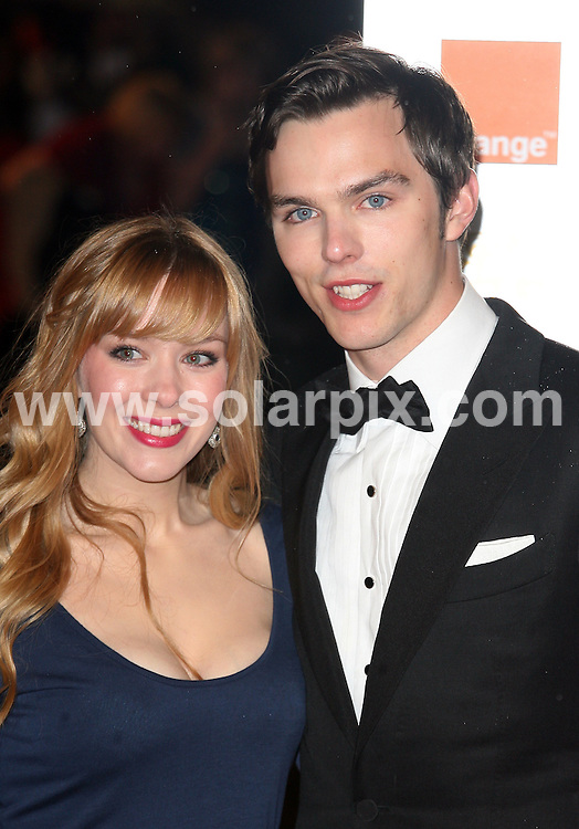 **ALL ROUND PICTURES FROM SOLARPIX.COM**                                             **WORLDWIDE SYNDICATION RIGHTS**                                                                                  Arrivals to the Orange British Academy Film Awards held at The Royal Opera House on February 13, 2011 in London                                                                          .This pic:    Nicholas Hoult                                                                                  JOB REF:   12788     LNJ       DATE:   13.02.11                                                         **MUST CREDIT SOLARPIX.COM OR DOUBLE FEE WILL BE CHARGED**                                                                      **MUST AGREE FEE BEFORE ONLINE USAGE**                               **CALL US ON: +34 952 811 768 or LOW RATE FROM UK 0844 617 7637**