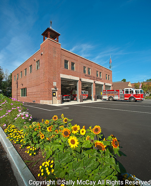 Waterbury Fire Station