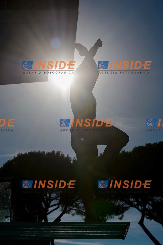 Laura Bilotta <br /> 3m Trampolino Donne <br /> Roma 21-06-2016 Stadio del Nuoto Foro Italico Tuffi Campionati Italiani <br /> Foto Andrea Staccioli Insidefoto
