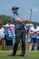 Rory Sabbatini (RSA) watches his tee shot on 8 during round 4 of the AT&T Byron Nelson, Trinity Forest Golf Club, Dallas, Texas, USA. 5/12/2019.<br /> Picture: Golffile   Ken Murray<br /> <br /> <br /> All photo usage must carry mandatory copyright credit (© Golffile   Ken Murray)