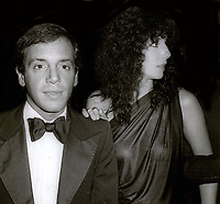 SteveRubell Cher at Studio 54 1978<br /> Photo By Adam Scull/PHOTOlink.net