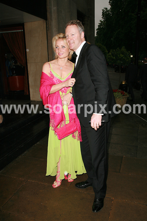 **ALL ROUND PICTURES FROM SOLARPIX.COM**.The 21st Bunbury's Birthday Party at the Grosvenor house in Park lane in London W1 yesterday with host Steven Fry Celebrating celeb cricket club Bunbury 21st Birthday..This pic:RORY BREMNER.JOB REF:3878-GMT   DATE:10_05_07 .**MUST CREDIT SOLARPIX.COM OR DOUBLE FEE WILL BE CHARGED* *UNDER NO CIRCUMSTANCES IS THIS IMAGE TO BE REPRODUCED FOR ANY ONLINE EDITION WITHOUT PRIOR PERMISSION*