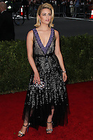 "NEW YORK CITY, NY, USA - MAY 05: Dianna Agron at the ""Charles James: Beyond Fashion"" Costume Institute Gala held at the Metropolitan Museum of Art on May 5, 2014 in New York City, New York, United States. (Photo by Xavier Collin/Celebrity Monitor)"