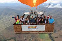 20141128 November 28 Hot Air Balloon Gold Coast