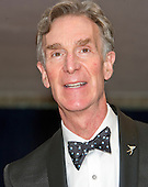 Bill Nye the Science Guy arrives for the 2016 White House Correspondents Association Annual Dinner at the Washington Hilton Hotel on Saturday, April 30, 2016.<br /> Credit: Ron Sachs / CNP<br /> (RESTRICTION: NO New York or New Jersey Newspapers or newspapers within a 75 mile radius of New York City)