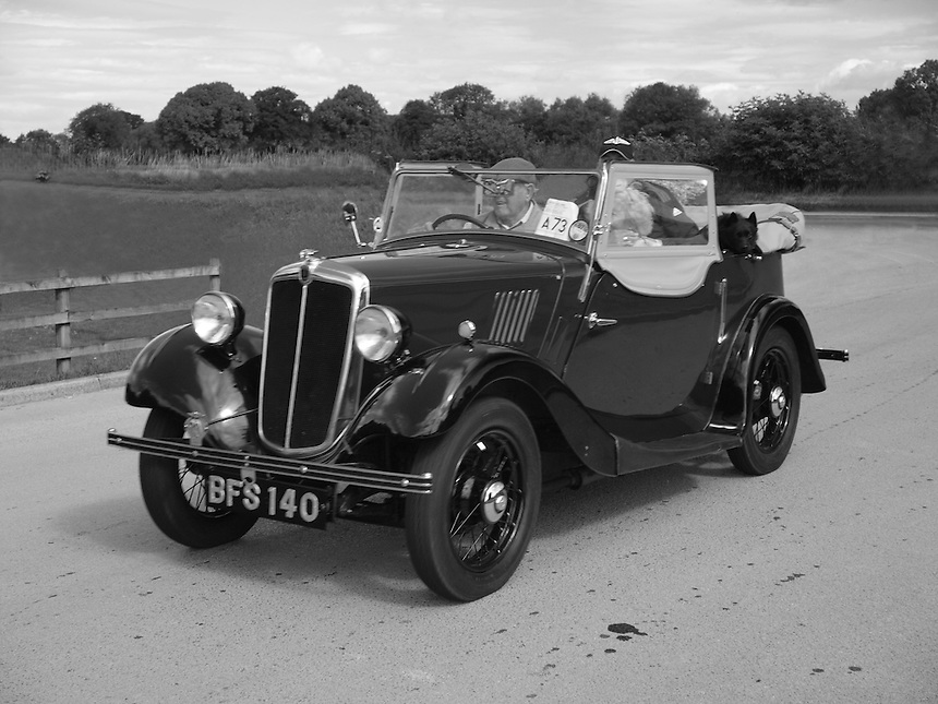 Morris Sports Tourer - 1937