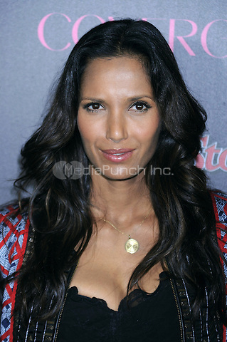 NEW YORK, NY - NOVEMBER 07: Padma Lakshmi attends the Rolling Stone & Cover Girl Top DJ's event at TAO on November 7, 2012 in New York City. Credit: mpi01/MediaPunch Inc.