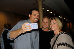 Joshua Morrow and fans - The Young and The Restless - Genoa City Live celebrating over 40 years with on February 27. 2016 at The Lyric Opera House, Baltimore, Maryland on stage with questions and answers followed with autographs and photos in the theater.  (Photo by Sue Coflin/Max Photos)