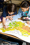 Education Elementary School Grade 3 geography map project