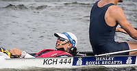 Henley on Thames. United Kingdom. Heat of the Prince Albert Challenge Cup, Ashley WU.     Friday,  01/07/2016,      2016 Henley Royal Regatta, Henley Reach.   [Mandatory Credit Peter Spurrier/ Intersport Images]