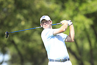 Brandt Snedeker (USA) on the 8th during the 2nd round at the WGC Dell Technologies Matchplay championship, Austin Country Club, Austin, Texas, USA. 23/03/2017.<br /> Picture: Golffile | Fran Caffrey<br /> <br /> <br /> All photo usage must carry mandatory copyright credit (&copy; Golffile | Fran Caffrey)