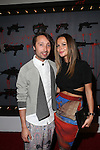 "Presented by Love Fashion Art New York, Haute Living Magazine and Superega for Domingo Zapata, Domingo Zapata debuted his WANTED exhibition at Lulu Laboratorium.  Adrien Brody debuted a new painting series ""Hotdogs, Hamburgers and Handguns."" With music by DJ Affect."