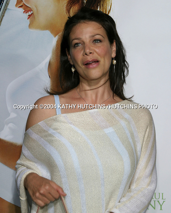©2004 KATHY HUTCHINS /HUTCHINS PHOTO.WIMBLEDON PREMIERE.LOS ANGELES, CA.SEPTEMBER 13, 2004..MEREDITH SALENGER