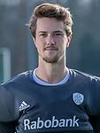 UTRECHT - keeper Sam van der Ven,  , speler Nederlands Hockey Team heren. COPYRIGHT KOEN SUYK
