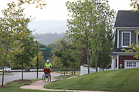 Living a lifestyle in the Belvedere neighborhood located in Albemarle County, Va. Photo/Andrew Shurtleff