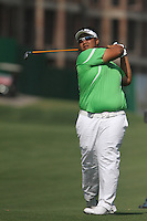 Kiradech Aphibarnrat (THA) on the 15th during Round 4 of the 2013 Avantha Masters, Jaypee Greens Golf Club, Greater Noida, Delhi, 17/3/13..(Photo Jenny Matthews/www.golffile.ie)