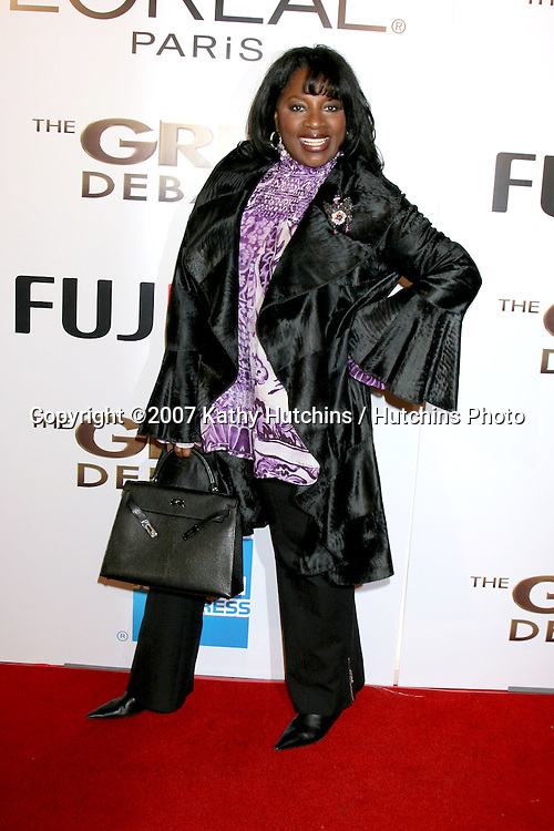 "LaTanya Richardson.""The Great Debaters"" Premiere.ArcLight Cinerama Dome Theater.December 11, 2007.Los Angeles, CA.©2007 Kathy Hutchins / Hutchins Photo..."