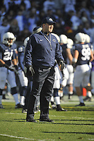 17 November 2012:  Penn State coach Bill O'Brien. The Penn State Nittany Lions vs. the Indiana Hoosiers at Beaver Stadium in State College, PA.