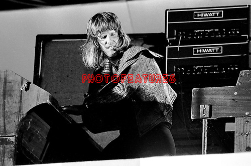 Eerson Lake &amp; Palmer 1972 Keith Emerson ELP<br />