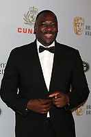 LOS ANGELES - OCT 25:  Adewale Akinnuoye-Agbaje  at the 2019 British Academy Britannia Awards at the Beverly Hilton Hotel on October 25, 2019 in Beverly Hills, CA