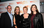 As The World Turns Martha Bryne with brother Brendan and sisters Liz and Fran - Weight: The Series held its premiere party on October 8, 2014 at Galway Pub, New York City, New York. (Photo by Sue Coflin/Max Photos)