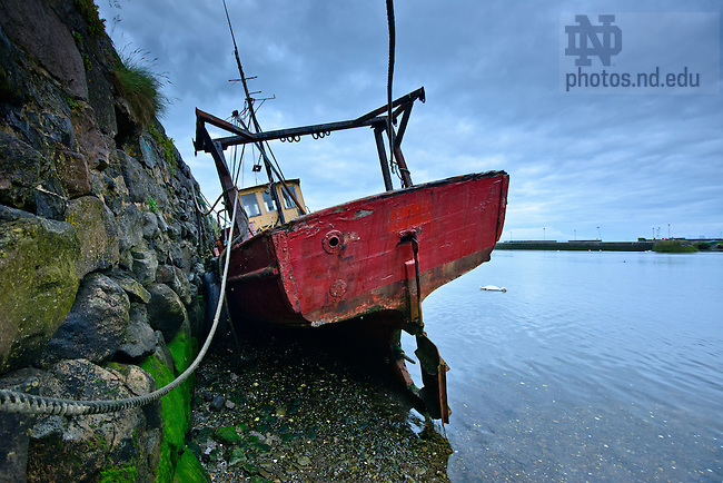June 10, 2012; Galway, Ireland..Photo by Matt Cashore/University of Notre Dame