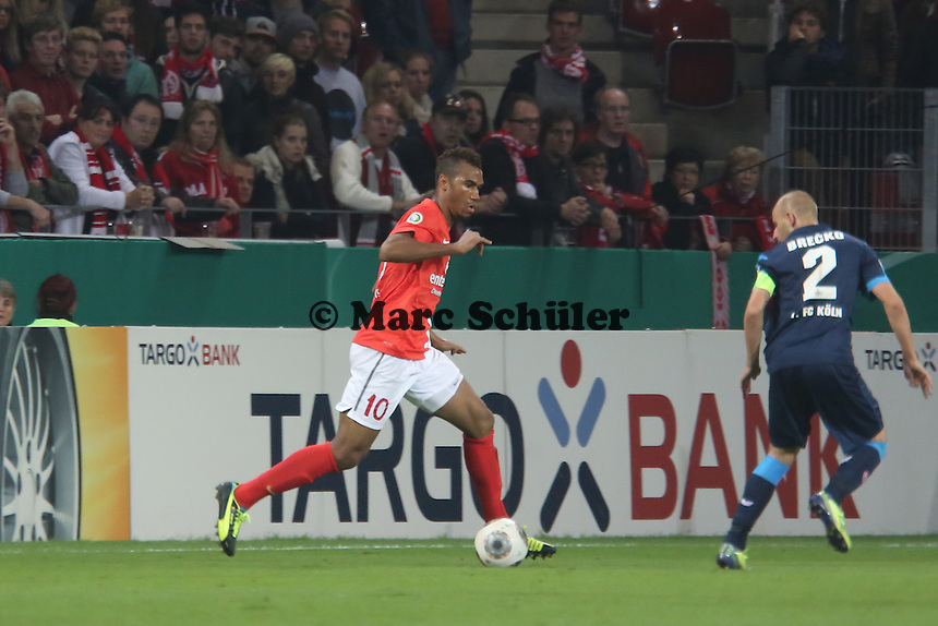 Eric Maxim Choupo Moting(Mainz) - 1. FSV Mainz 05 vs. 1. FC Köln, Coface Arena, 2. Runde DFB-Pokal