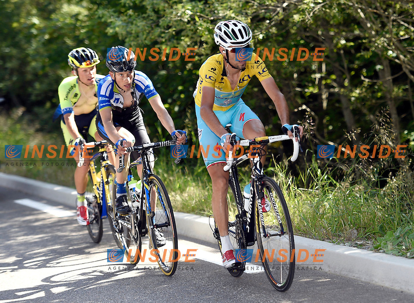 NIBALI Vincenzo ITA of Astana Pro Team <br /> Ciclismo Tour de France 18-07-2014<br /> Tappa 13 - ST Etienne to Chamrousse