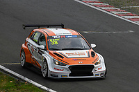#38 Lewis KENT (GBR) Essex & Kent Motorsport Hyundai I30 N TCR  during TCR UK Championship as part of the BRSCC TCR UK Race Day Oulton Park  at Oulton Park, Little Budworth, Cheshire, United Kingdom. August 04 2018. World Copyright Peter Taylor/PSP. Copy of publication required for printed pictures.