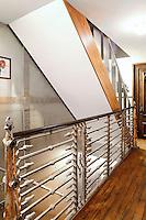 iron staircase railings