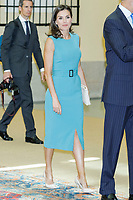 JUN 26 Spanish Royals Attend Meeting With Patrons of the Princess of Asturias