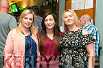 Enjoying the Na Gaeil GAA  25 years Celebration  of their clubhouse on Saturday were -r  Caroline Dillane, Melissa Hurley and Edwina O'Driscoll