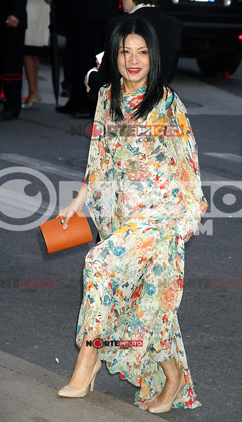 June 04, 2012 Vivienne Tam at the 2012 CFDA Fashion Awards at Alice Tully Hall Lincoln Center in New York City. © RW/MediaPunch Inc. ***NO GERMANY***NO AUSTRIA***