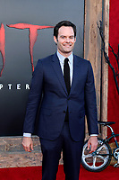 """LOS ANGELES - AUG 26:  Bill Hader at the """"It Chapter Two"""" Premiere at the Village Theater on August 26, 2019 in Westwood, CA"""