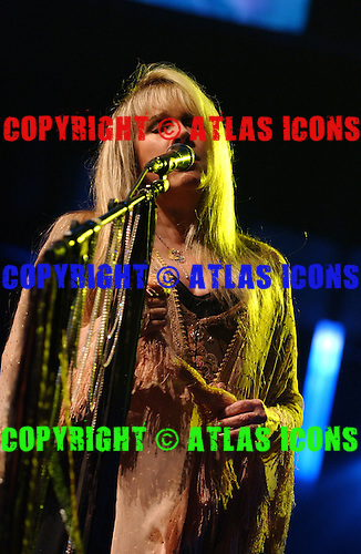 STEVIE NICKS; TOM PETTY AND THE HEARTBREAKERS, Live, In New York City,.Madison Sqare Garden, June 20, 2006. .Photo Credit: Eddie Malluk/Atlas Icons.com