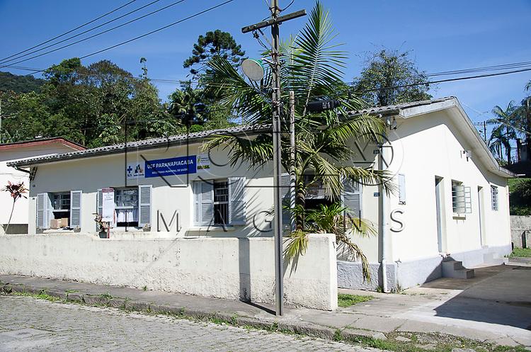 Unidade da Sa&uacute;de da Fam&iacute;lia (USF) da Vila de Paranapiacaba, Santo Andr&eacute; - SP, 04/2013.<br /> * &Eacute; necess&aacute;rio solicitar autoriza&ccedil;&atilde;o para a Vila de Paranapiacaba.