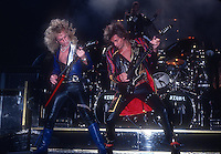 Judas Priest; Live New York: 1986<br /> Photo Credit: Eddie Malluk
