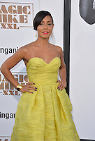 Jada Pinkett Smith at the world premiere of her movie &quot;Magic Mike XXL&quot; at the TCL Chinese Theatre, Hollywood.<br /> June 25, 2015  Los Angeles, CA<br /> Picture: Paul Smith / Featureflash
