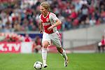 Nederland, Amsterdam, 21 juli 2012.Seizoen 2012/2013.Ajax-Celtic .Viktor Fischer van Ajax