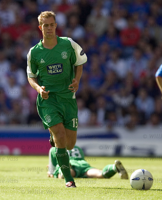 Steven Whittaker, Hibs.stock season 2004-2005.pic willie vass