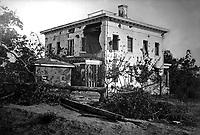 The Potter House, Atlanta.  1864.  George N. Barnard. (War Dept.)<br /> Exact Date Shot Unknown<br /> NARA FILE #: 165-SC-38<br /> WAR & CONFLICT BOOK #:  242