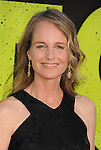 WESTWOOD, CA - JUNE 25: Helen Hunt  arrives at the Los Angeles premiere of 'Savages' at Mann Village Theatre on June 25, 2012 in Westwood, California.