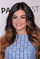 "HOLLYWOOD, CA - MARCH 16:  PaleyFest 2014 - ""Pretty Little Liars"" at the Dolby Theatre on March 16, 2014 in Hollywood, California MPISK/StarlitePics"