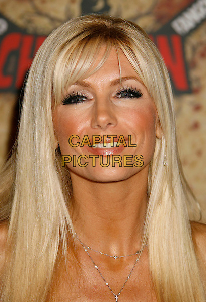 BRANDE RODERICK.Fuse Fangoria Chainsaw Awards held at The Orpheum Theatre, Los Angeles, California, USA - Arrivals.October 15th, 2006.Ref: ADM/RE.headshot portrait.www.capitalpictures.com.sales@capitalpictures.com.©Russ Elliot/AdMedia/Capital Pictures.