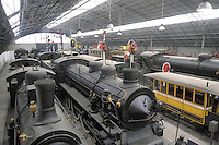 - Milano, Museo nazionale della Scienza e della Tecnica; sezione ferroviaria<br />