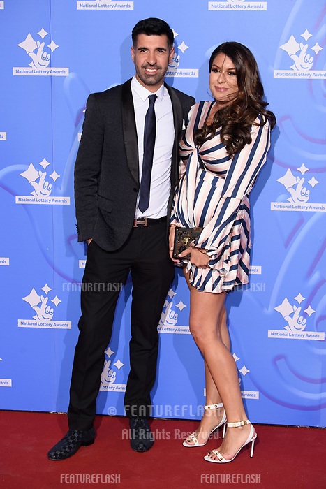 LONDON, UK. September 21, 2018: Dan Hatfield at the National Lottery Awards 2018 at the BBC Television Centre, London.<br /> Picture: Steve Vas/Featureflash