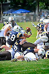 Running back for Lycoming College.