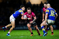 Picture by Alex Whitehead/SWpix.com - 08/03/2018 - Rugby League - Betfred Super League - Leeds Rhinos v Hull FC - Emerald Headingley Stadium, Leeds, England -Hull FC's Jordan Lane.