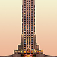 30 Rock<br /> Rockefeller Center<br /> New York City