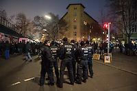 2016/12/20 Berlin | Zwangsräumung